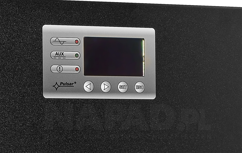 Panel kontrolny PSBEN5012C/LCD PULSAR.