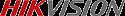 Logo firmy Hikvision.